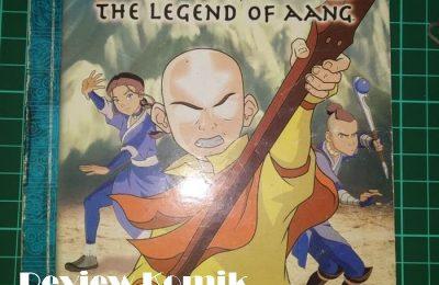 Review Komik Avatar Volume 3